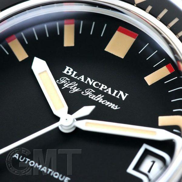 BLANCPAIN  フィフティファゾムス バラクーダ 5008B-1130-B52A