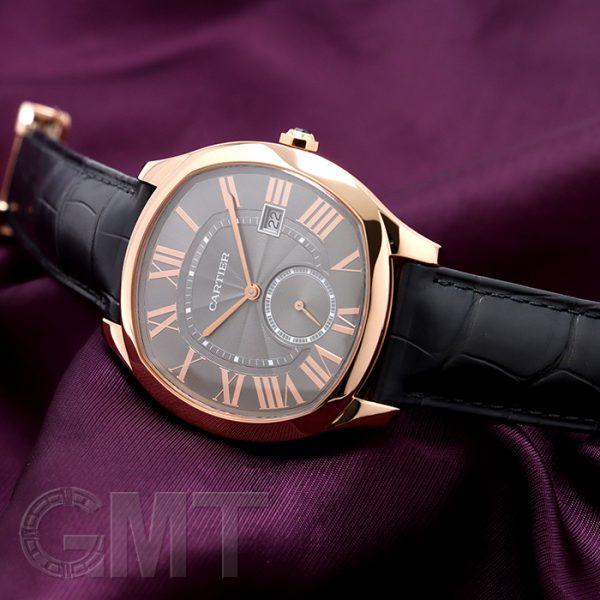 「本能で生き、自立心が強く、エレガント」な男性がつける腕時計をコンセプトに、作られた「ドライブ ドゥ カルティエ」