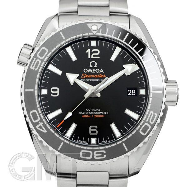 「007 慰めの報酬」2008年 メガ シーマスター プラネットオーシャン 600M コーアクシャル マスター クロノメーター 215.30.44.21.01.001