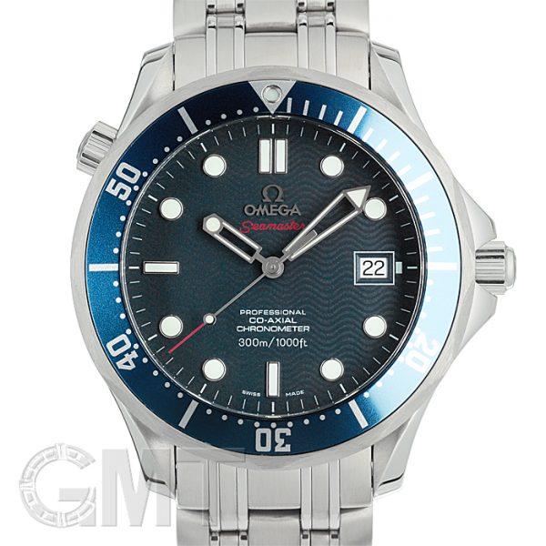 「007 カジノ・ロワイヤル」2006年 オメガ シーマスター ダイバー300M 2220.80 ブルー