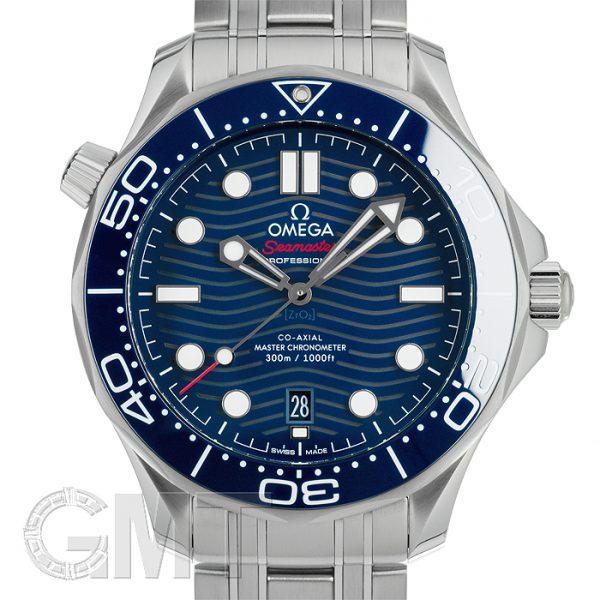 「007 カジノ・ロワイヤル」2006年 オメガ シーマスター ダイバー300M 210.30.42.20.03.001 ブルー