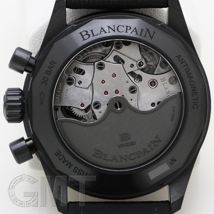 BLANCPAIN ブランパン フィフティファゾムス バチスカーフ クロノグラフ フライバック 5200-0130-B52A