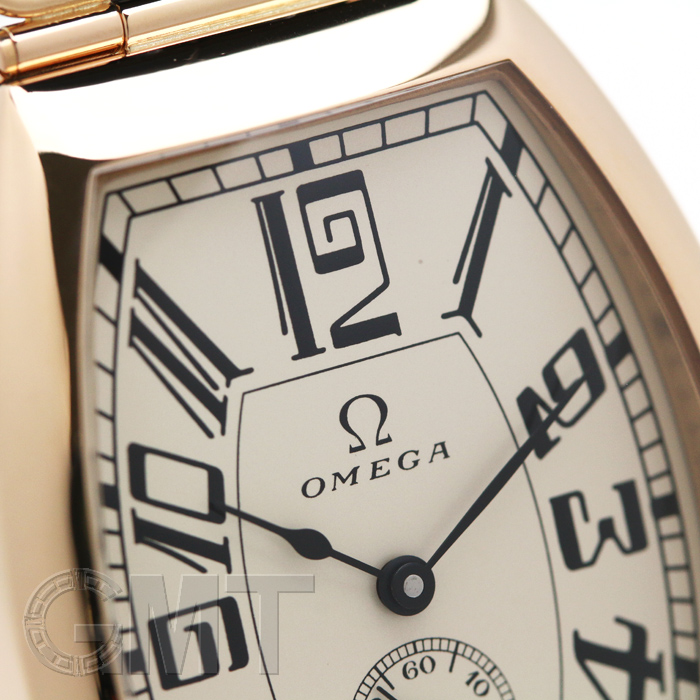 OMEGA オメガ ミュージアムコレクション ペトログラード 5703.30.01 1915本限定