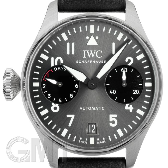 """IWC ビッグ・パイロット・ウォッチ """"ライト・ハンダー""""IW501012"""