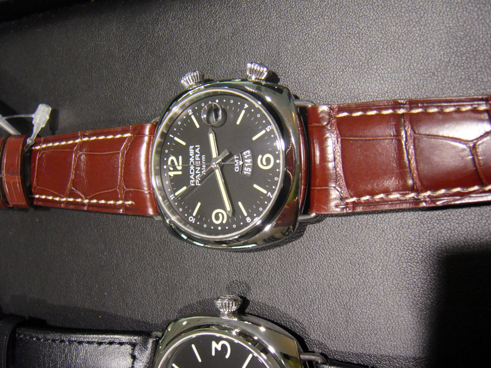 PAM00355 ラジオミール GMT アラーム