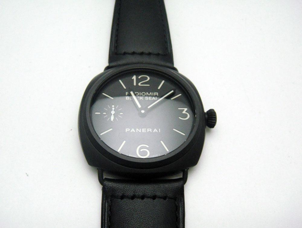 PAM00292 ラジオミール ブラックシール セラミック