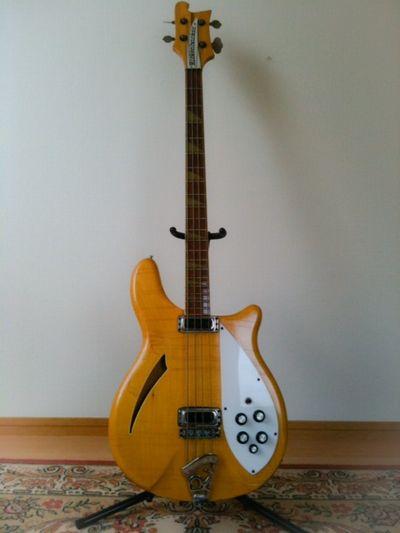 Rickenbacker Ref.4005 Maple grow 1975年製