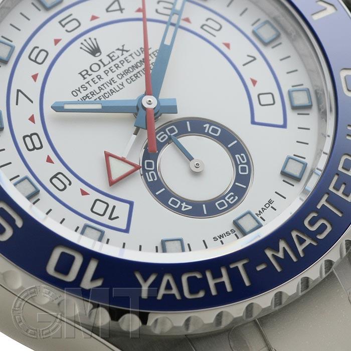 ヨットマスターII ステンレスモデル Ref.116680