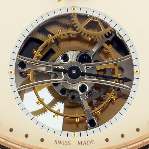 ジャガー・ルクルト マスター ウルトラスリム トゥールビヨン Q1322410