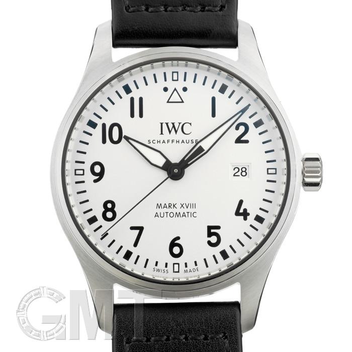 IWC パイロットウォッチ マークXVIII IW327002