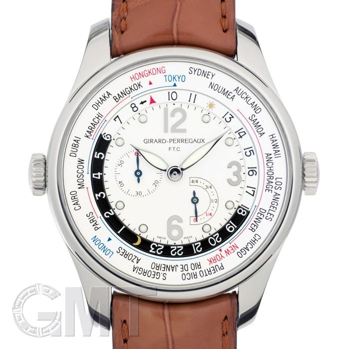 ジラールペルゴ WW.TC フィナンシャル パワーリザーブ 49850-11-152-0