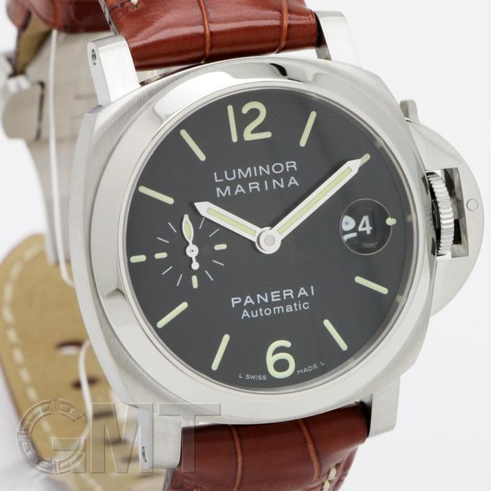パネライ ルミノール マリーナ オートマティック 40mm PAM00048