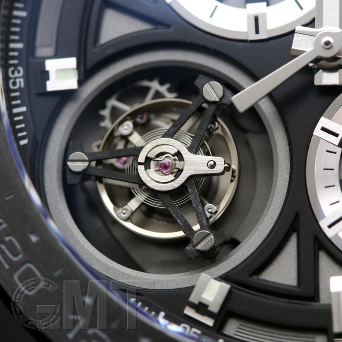 タグ・ホイヤー カレラ ホイヤー 02T COSC フライングトゥールビヨン 45mm 【CAR5A8Y.FT6072】