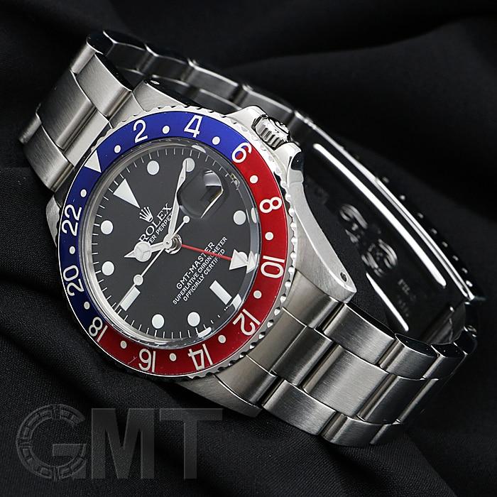 GMTマスター 1675/0 レッド/ブルー