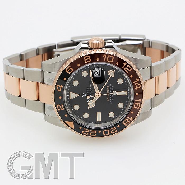 ロレックス GMTマスター II 126711CHNR