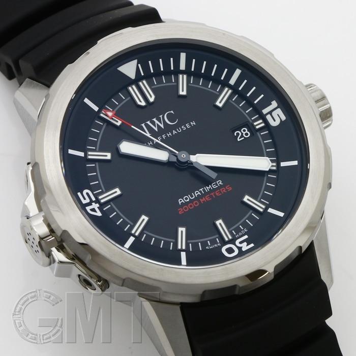 IWC アクアタイマー オートマティック 2000  IW329101