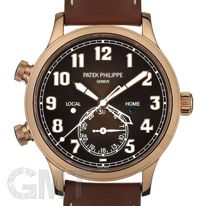 パテック・フィリップ カラトラバ パイロット トラベルタイム 5524R-001