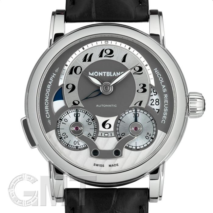 MONTBLANC ニコラ リューセック クロノグラフ オートマティック 102337