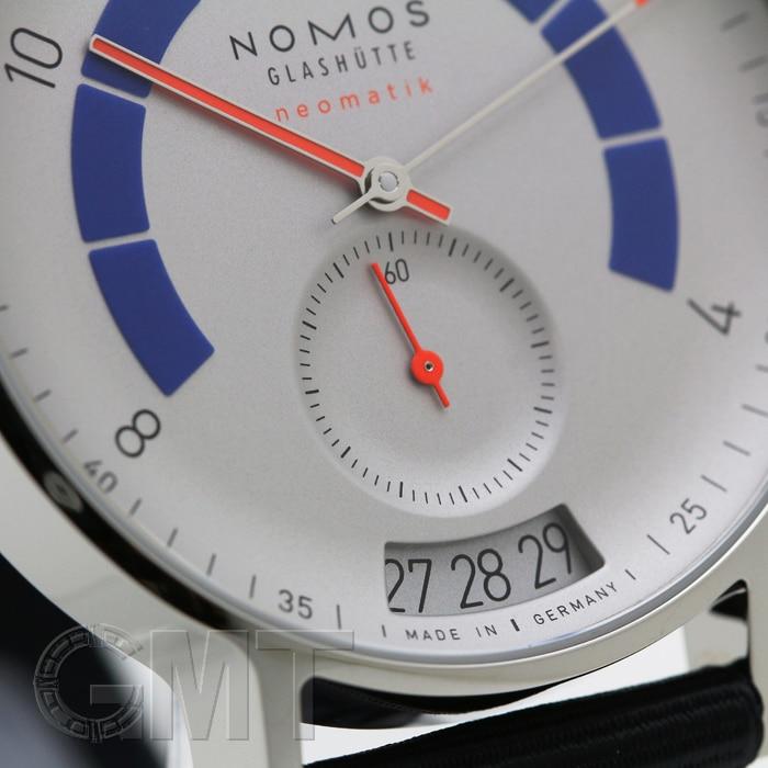 NOMOS アウトバーン・ネオマティック41 スポーツグレー AB161011SG2