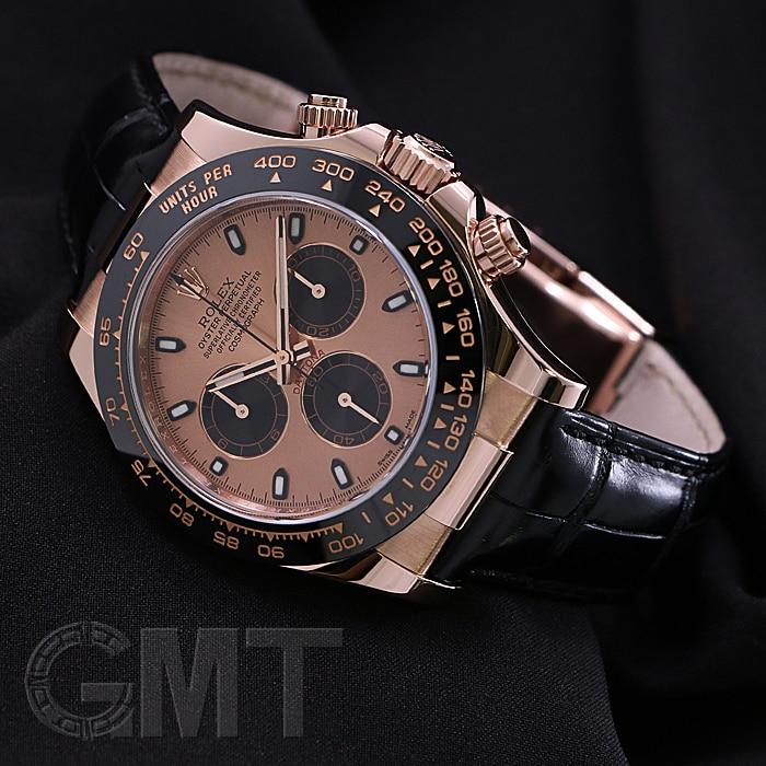 ROLEX デイトナ 116515LN  ピンク/ブラック