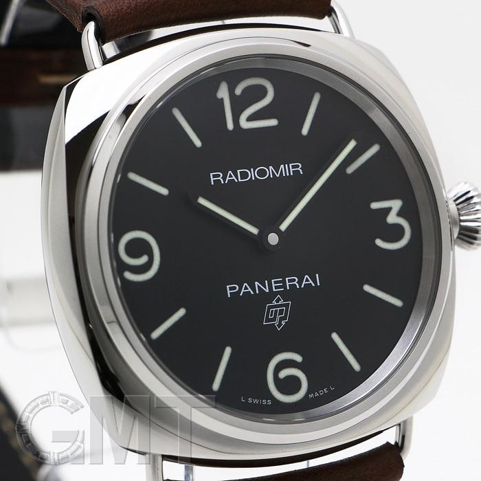 オフィチーネ パネライ ラジオミール ベース 3days PAM00753