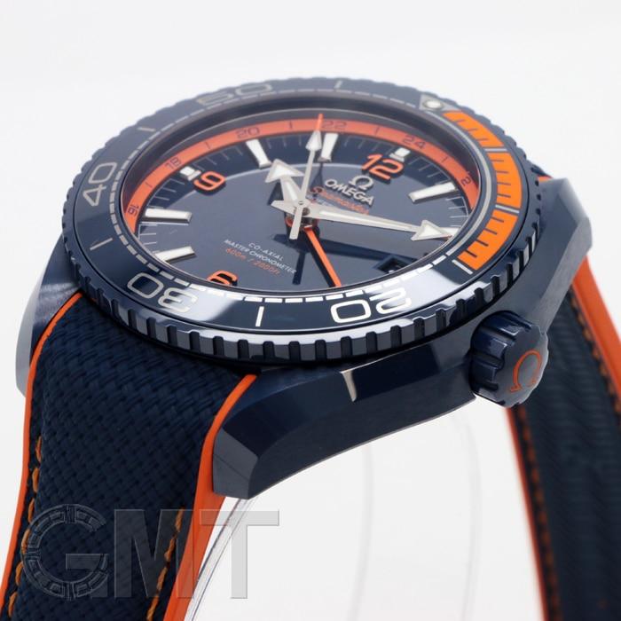 オメガ シーマスター 600 プラネットオーシャン GMT  215.92.46.22.03.001