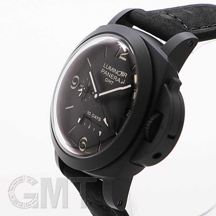 オフィチーネ パネライ ルミノール 1950 10デイズ GMT チェラミカ PAM00335