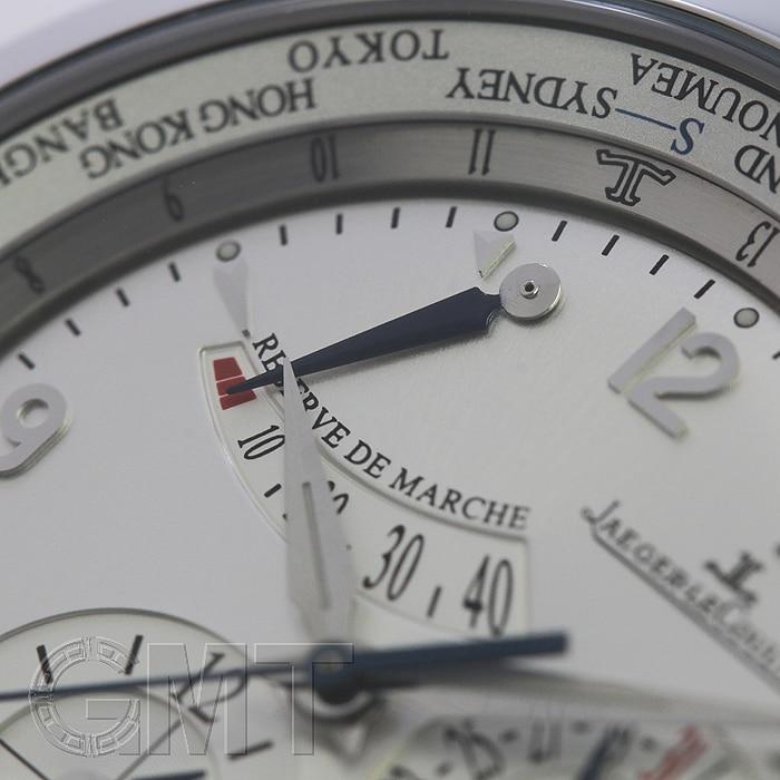 ジャガー・ルクルト マスター ワールド ジオグラフィーク Q1528420