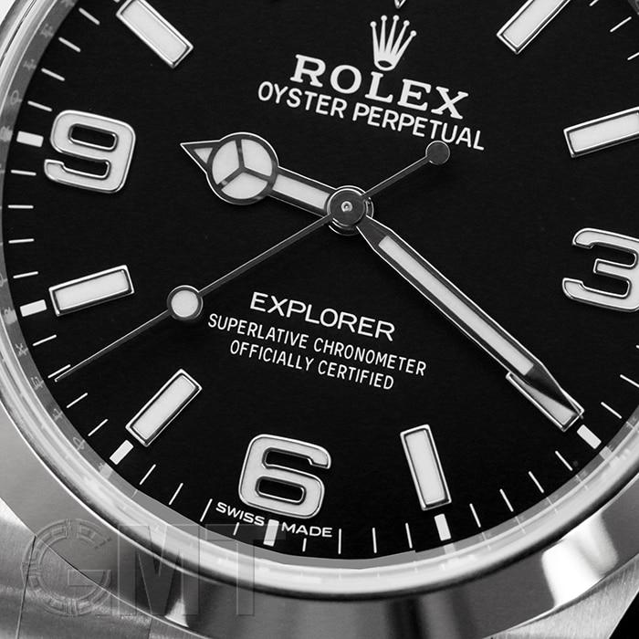 ロレックス エクスプローラーⅠ 214270 新型