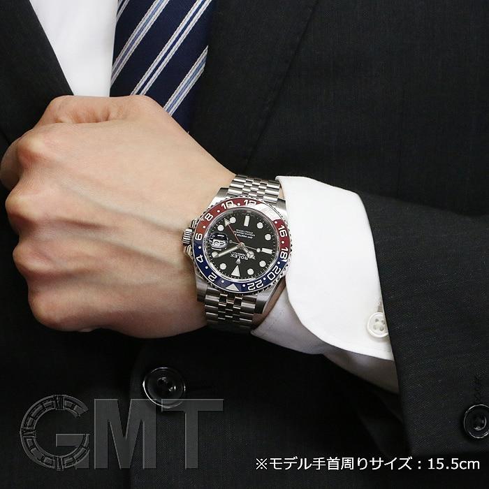 ロレックス GMTマスターII 126710BLRO