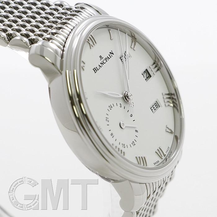 ブランパン ヴィルレ アニュアルカレンダー GMT 6670-1127-MMB