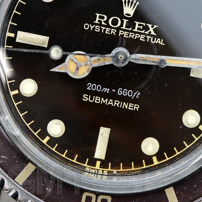 ロレックス サブマリーナー 5512