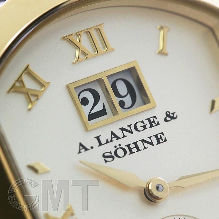 A. LANGE & SOHNE ランゲ&ゾーネ グランドアーケード 106.021