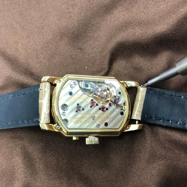 時計ベルト交換の仕方