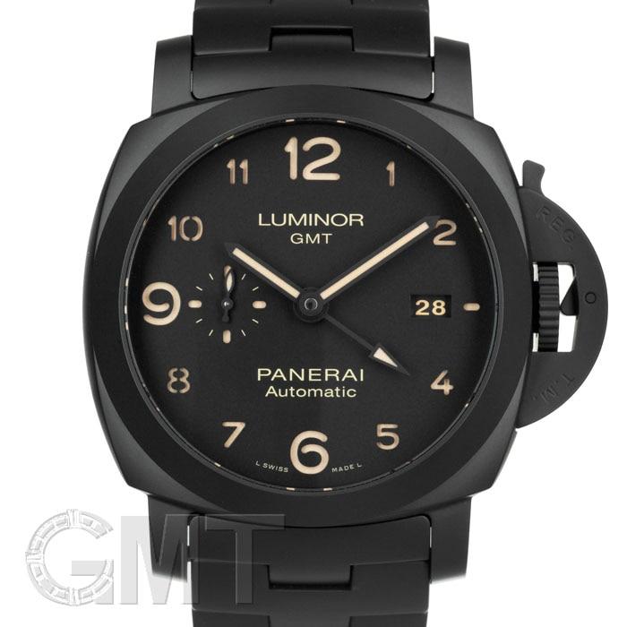 パネライ ルミノール GMT 44mm トゥットネロ PAM01438