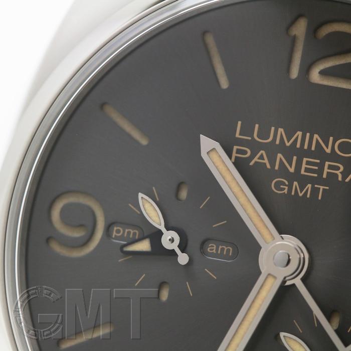 パネライ ルミノール ドゥエ 3デイズ GMT パワーリザーブ オートマチック アッチャイオ PAM00944
