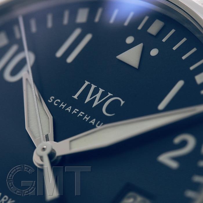 """IWC パイロット ウォッチ マーク XVIII """"プティ・プランス"""" ブルー ブレス IW327016"""