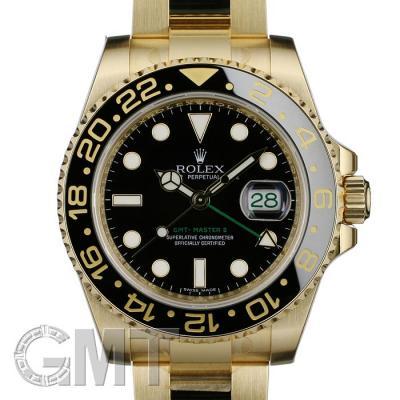 ROLEX GMTマスターⅡ Ref.116718LN