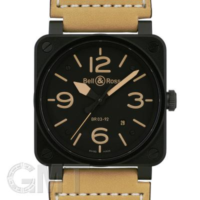 BELL&ROSS BR03-92 HERITAGE PVD 42mm